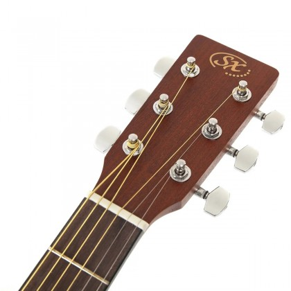 SX SD-304 41'' Spruce Top Acoustic Guitar (SD304)