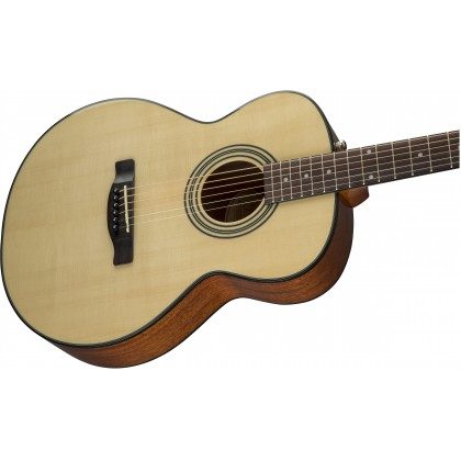 FENDER FA-125S Acoustic Guitar (Package) (Natural) (FA125S)