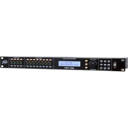 PEAVEY VSX-48E DSP Management System (4 In X 8 Out) (VSX48E)