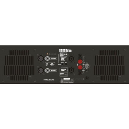 FAMOUSOUND MAX3600 Power Amplifier 800W X 2 (MAX-3600)