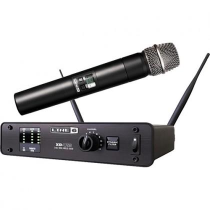 LINE 6 XD-V55 Digital Wireless System With Handheld Transmitter (XDV55)