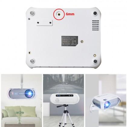 ULTRAVISION UV-30M LED Projector 3000 Ansi Lumens; 1920 x 1080 XGA with Miracast (UV30M)