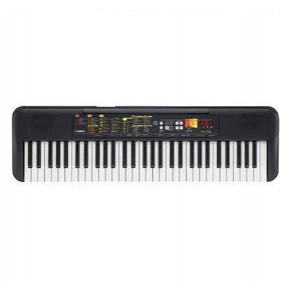 YAMAHA PSR-F52 61 Keys Electronic Portable Keyboard With PA-130B Power Adaptor (PSRF52) (Package)