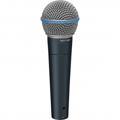 BEHRINGER BA-85A Dynamic Super Cardioid Microphone (BA85A)