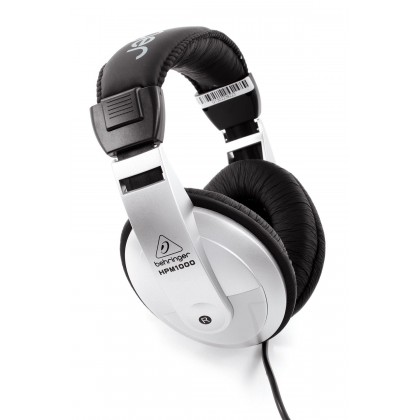 BEHRINGER HPM-1000 Closed-Back Headphone (HPM1000)