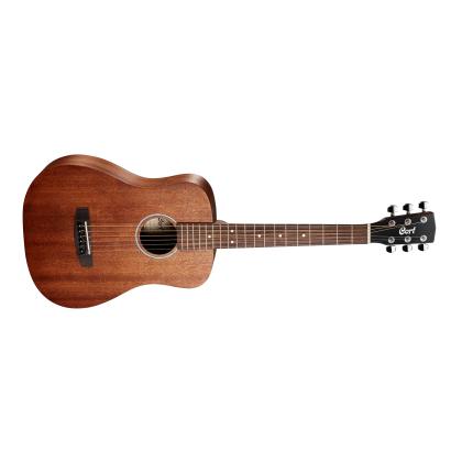 CORT AD MINI M Mahogany 3/4 Sized Acoustic Guitar (AD-MINI-M)