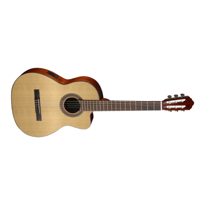 CORT AC-120CE Classic Series Acoustic Guitar With EQ (AC120CE)