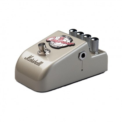 MARSHALL ED-1 The Compressor Guitar Effects Pedal (ED1)