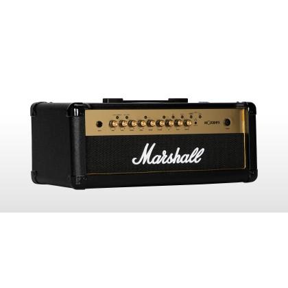 MARSHALL MG-100HGFX Gold Series Guitar Amplifier Head - MG Stack Amp 100W (MG100HGFX)
