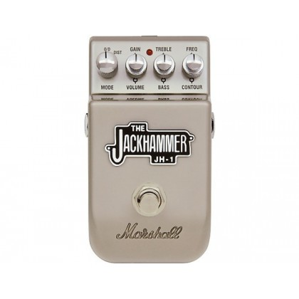 MARSHALL JH-1 The Jackhammer Guitar Effects Pedal (JH1)