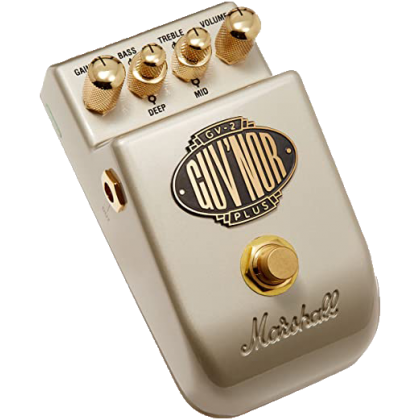 MARSHALL GV-2 The Guv Nor Plus Guitar Effects Pedal (GV2)